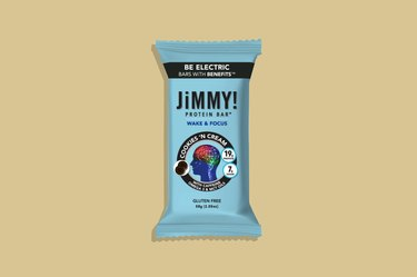Jimmy! Boosted Clean Protein Bars