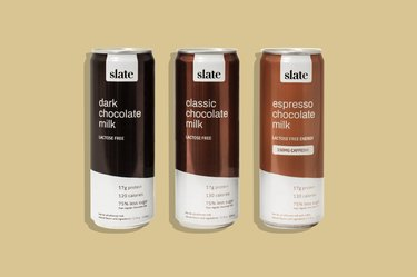 Slate High Protein Chocolate Milk