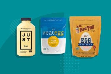 Plant-Based egg brands