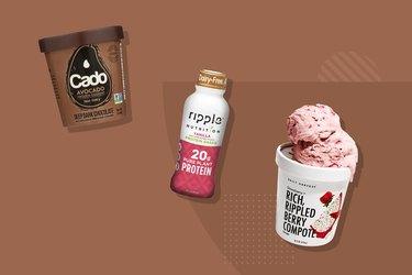 Plant-Based ice cream brands