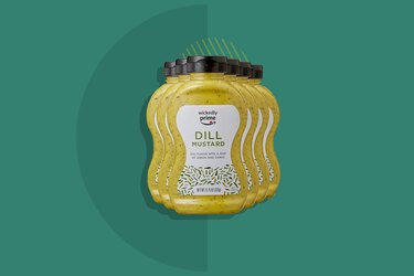 A photo of Wickedly Prime Dill Mustard