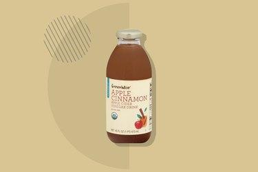 A photo of GreenWise Apple Cinnamon Apple Cider Vinegar Drink