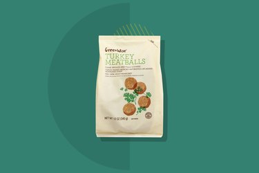 A photo of GreenWise Turkey Meatballs