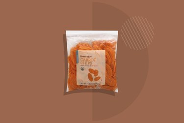 A photo of GreenWise Organic Carrot Chips