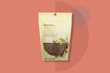 A photo of GreenWise Brown Rice Multi-Seed Crackers