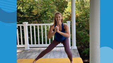 Move 5: Side Lunge Pulse