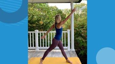 Move 2: Standing Rotation