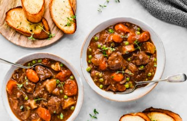 Mom's Slow Cooker Beef Stew