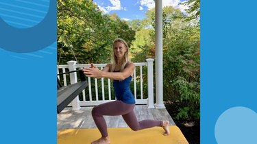 Move 4: Lunge and Twist