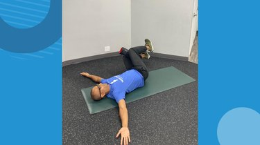 Move 2: Supine Trunk Rotation