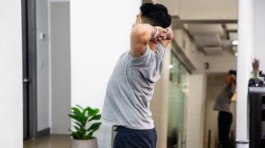 3. Back Bend Stretch