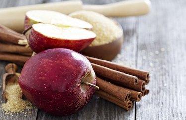 Apple-Cinnamon-Almond Smoothie applesauce breakfast recipes