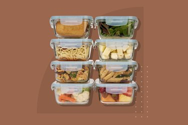 Razab HomeGoods Glass Storage Containers With Lids