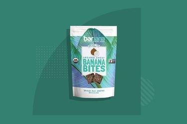 Barnana Organic Chewy Coconut Banana Bites