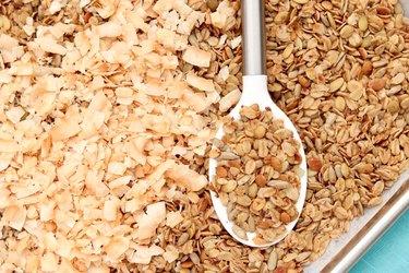 Lolita's Low Sugar Granola Recipe