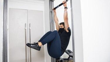 Hanging Knee Lift