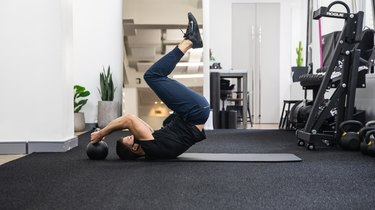 Reverse Sit-Up