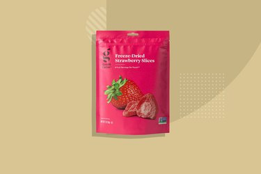 Good & Gather Freeze-Dried Strawberry Slices