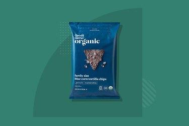 Good & Gather Organic Blue Corn Tortilla Chips