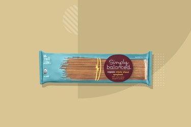 Simply Balanced Organic Whole-Wheat Spaghetti