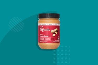 Good & Gather Organic Stir Creamy Peanut Butter
