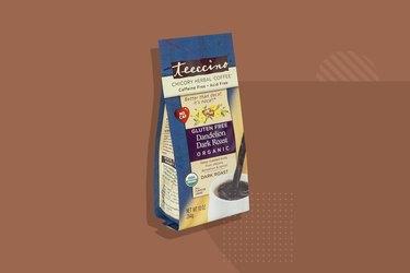 Teeccino Dandelion Dark Roast Organic