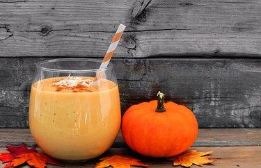 Fall Pumpkin Smoothie