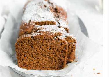 Healthy Gluten-Free Pumpkin Bread