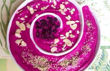 Fig-ocado Pitaya Smoothie Bowl
