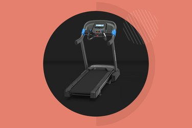 Treadmill from Horizon Fitness