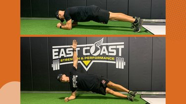 6. Plank to Side Plank