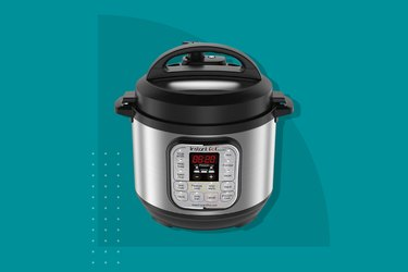 Instant Pot Duo 3-Quart Mini 7-in-1 Electric Pressure Cooker