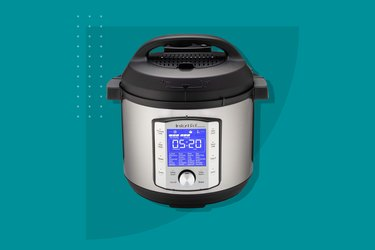 Instant Pot 6-Quart Duo Evo Plus Pressure Cooker 9-in-1