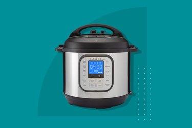 Instant Pot 6-Quart Duo Nova Pressure Cooker 7-in-1