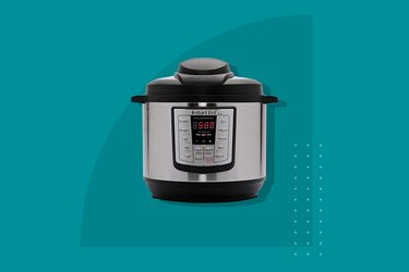 Instant Pot Lux 6-Quart 6-in-1 Electric Pressure Cooker