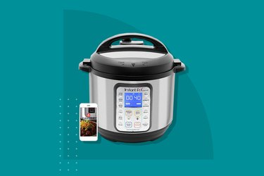 Instant Pot 6-Quart Smart WiFi 8-in-1 Electric Pressure Cooker