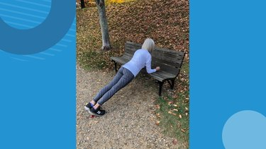 Move 2: Elevated Plank