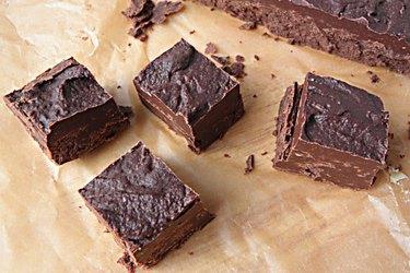 Crock Pot Peppermint Fudge Slow Cooker Recipe