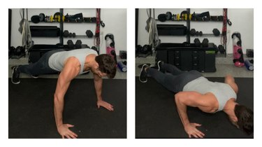 Move 3: Push-Up