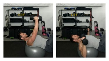 Move 4: Dumbbell Press