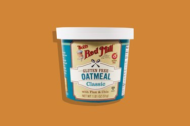 Bob's Red Mill Gluten-Free Oatmeal Cup with Flax and Chia