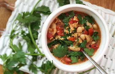 Savory Tuscan Oatmeal Recipe