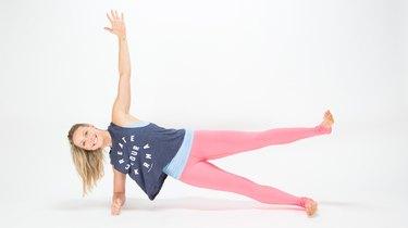 Challenge Day 21: Single-Leg Side Plank
