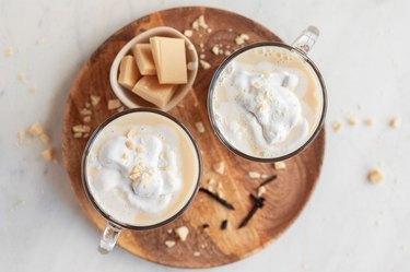 White Hot Chocolate