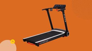 Echelon Stride Folding Treadmill