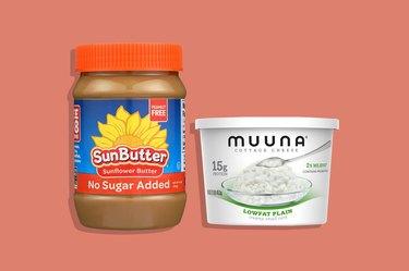 Muuna Plain Low-Fat Plain Cottage Cheese