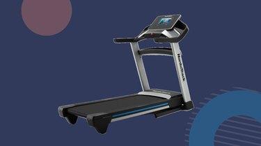 NordicTrack EXP 10i Folding Treadmill