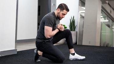 5. Big Toe Extension Stretch