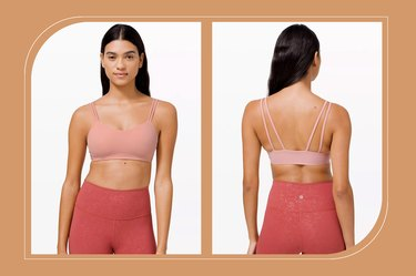 lululemon Like a Cloud Bra Light Support for psoriasis
