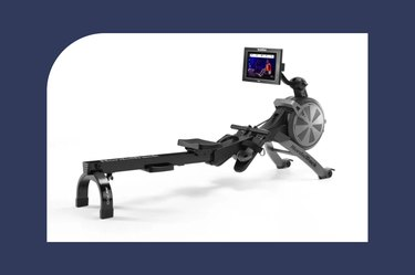 NordicTrack RW700 rowing machine